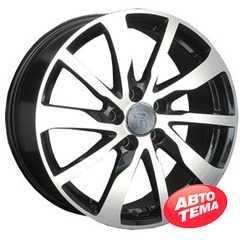 Купить REPLAY H75 BKF R18 W8 PCD5x114.3 ET55 HUB64.1