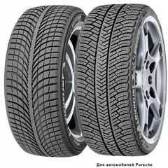 Купить Зимняя шина MICHELIN Latitude Alpin 2 (LA2) 235/50R19 103V