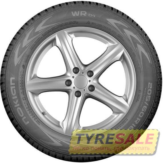 Зимняя шина NOKIAN WR D4 - Интернет магазин шин и дисков по минимальным ценам с доставкой по Украине TyreSale.com.ua