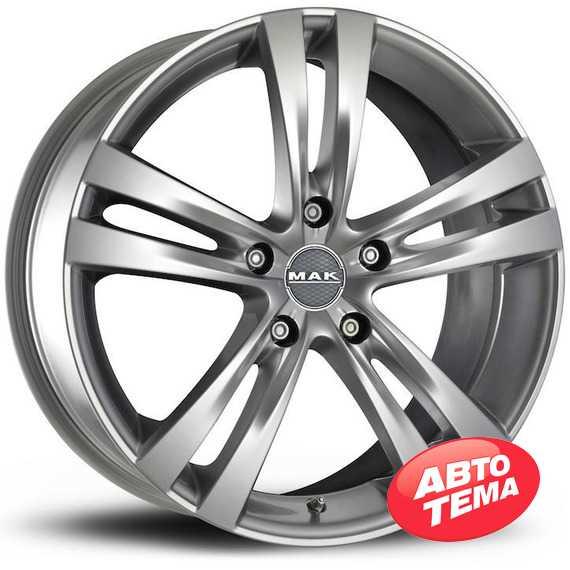 MAK ITH Hyper Silver - Интернет магазин шин и дисков по минимальным ценам с доставкой по Украине TyreSale.com.ua