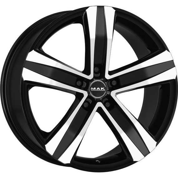 MAK Stone 5 Black Mirror - Интернет магазин шин и дисков по минимальным ценам с доставкой по Украине TyreSale.com.ua