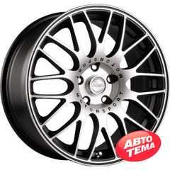 RW (RACING WHEELS) H431 DBF/P - Интернет магазин шин и дисков по минимальным ценам с доставкой по Украине TyreSale.com.ua