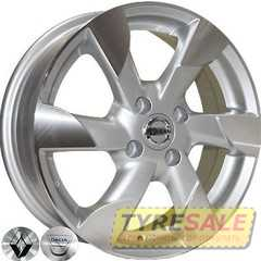 Купить REPLICA Nissan 7319 SP R15 W5.5 PCD4x100 ET45 DIA60.1