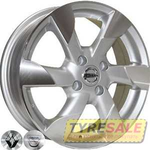 Купить REPLICA Nissan 7319 SP R15 W5.5 PCD4x100 ET45 DIA60.1