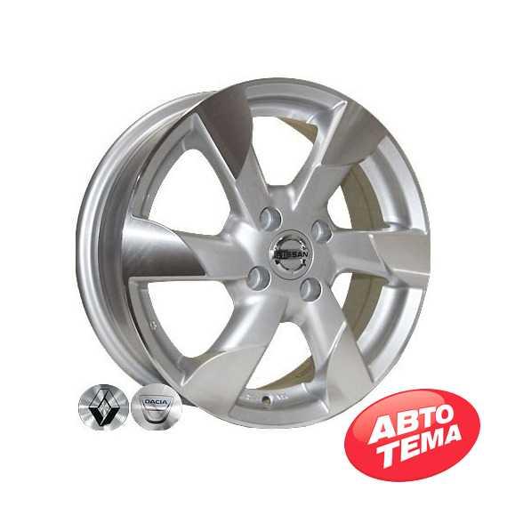 REPLICA Nissan 7319 SP - Интернет магазин шин и дисков по минимальным ценам с доставкой по Украине TyreSale.com.ua
