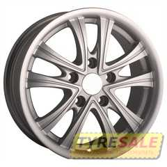 Купить ANGEL Evolution 508 SD R15 W6.5 PCD5x110 ET35 DIA67.1