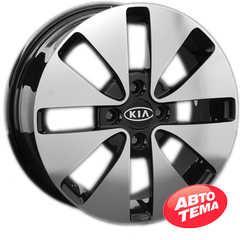 REPLICA KI 52 BKF - Интернет магазин шин и дисков по минимальным ценам с доставкой по Украине TyreSale.com.ua