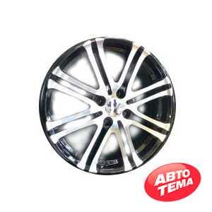 Купить AITL 509 B/M R16 W6.5 PCD4x100/114 ET38 DIA67.1