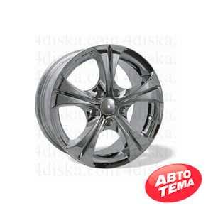 Купить AITL Y 605 Chrome R16 W7 PCD5x114 ET40 DIA67.1