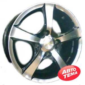 Купить AITL Z 574 Silver R15 W6.5 PCD4x100 ET38 DIA67.1