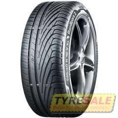 Купить Летняя шина UNIROYAL RainSport 3 SUV 255/50R19 107Y