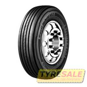 Купить CONTINENTAL Conti Hybrid HS3 315/80 R22.5 156L