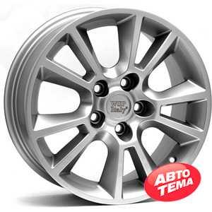 Купить WSP ITALY Strike W2502 (SILVER - Серебро) R16 W6.5 PCD5x110 ET37 DIA65.1