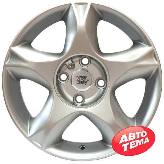 WSP ITALY Nantes W3304 SILVER - Интернет магазин шин и дисков по минимальным ценам с доставкой по Украине TyreSale.com.ua