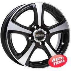 Купить TECHLINE TL 405 BD R14 W5 PCD4x100 ET45 DIA67.1