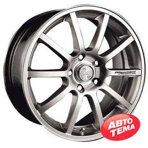 Купить RW (RACING WHEELS) H-286 HS R16 W6.5 PCD5x114.3 ET50 HUB67.1