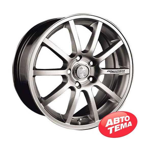 RW (RACING WHEELS) H-286 HS - Интернет магазин шин и дисков по минимальным ценам с доставкой по Украине TyreSale.com.ua