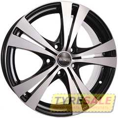 Купить TECHLINE TL 716 BD R17 W6.5 PCD5x114.3 ET45 DIA67.1
