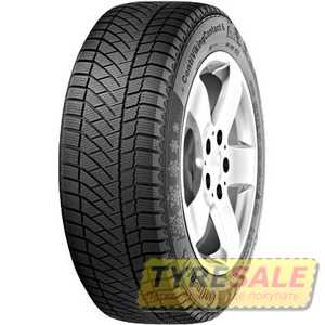 Купить Зимняя шина CONTINENTAL ContiVikingContact 6 215/65R16 102T