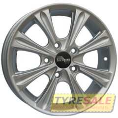 Купить TECHLINE 526 S R15 W5.5 PCD4x100 ET45 HUB60.1
