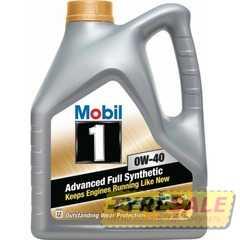 Купить Моторное масло MOBIL 1 New Life 0W-40 (4л)