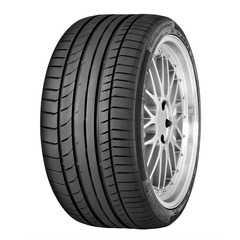 Купить Летняя шина CONTINENTAL ContiSportContact 5P 235/45R19 99Y