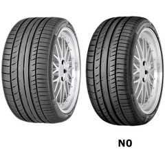 Купить Летняя шина CONTINENTAL ContiSportContact 5 245/40R20 99Y