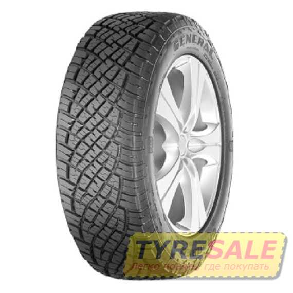 Всесезонная шина GENERAL TIRE Grabber AT - Интернет магазин шин и дисков по минимальным ценам с доставкой по Украине TyreSale.com.ua