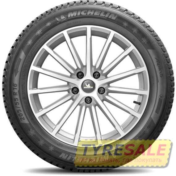 Купить Зимняя шина MICHELIN Alpin A5 215/45R16 90H