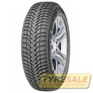 Купить Зимняя шина MICHELIN Alpin A4 195/55R15 85H