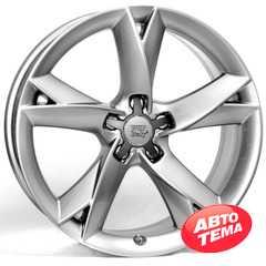 Купить WSP ITALY Potenza AU58 W558 HYPER SILVER R18 W8.5 PCD5x112 ET45 DIA57.1