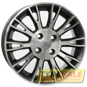 Купить WSP ITALY VALENCIA W150 (ANT. POL.) R14 W5.5 PCD4x100 ET35 DIA67.1.