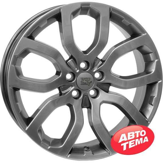 WSP ITALY LIVERPOOL W2357 DARK SILVER - Интернет магазин шин и дисков по минимальным ценам с доставкой по Украине TyreSale.com.ua