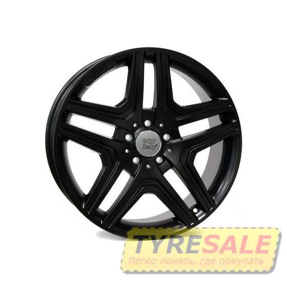 WSP ITALY AMG NERO W766 (Dull Black) - Интернет магазин шин и дисков по минимальным ценам с доставкой по Украине TyreSale.com.ua