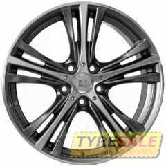 Купить WSP ITALY ILIO W682 BM20 ANTHRACITE POLISHED R19 W8 PCD5X120 ET30 DIA72.6
