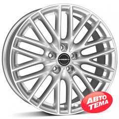 BORBET BS5 Brilliant Silver - Интернет магазин шин и дисков по минимальным ценам с доставкой по Украине TyreSale.com.ua