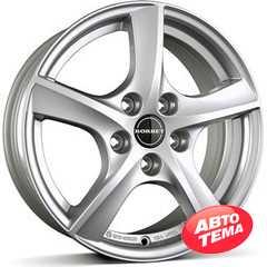 Купить BORBET TL2 Brilliant Silver R17 W7 PCD5x114.3 ET40 HUB66.1