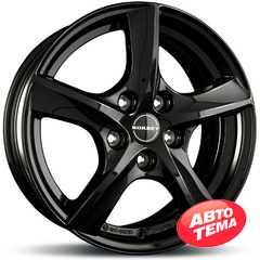 Купить BORBET TL2 Glossy Black R17 W7 PCD5x114.3 ET50 HUB67.1