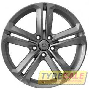 Купить WSP ITALY XIAMEN W467 DULL SILVER R17 W7 PCD5x112 ET43 DIA57.1