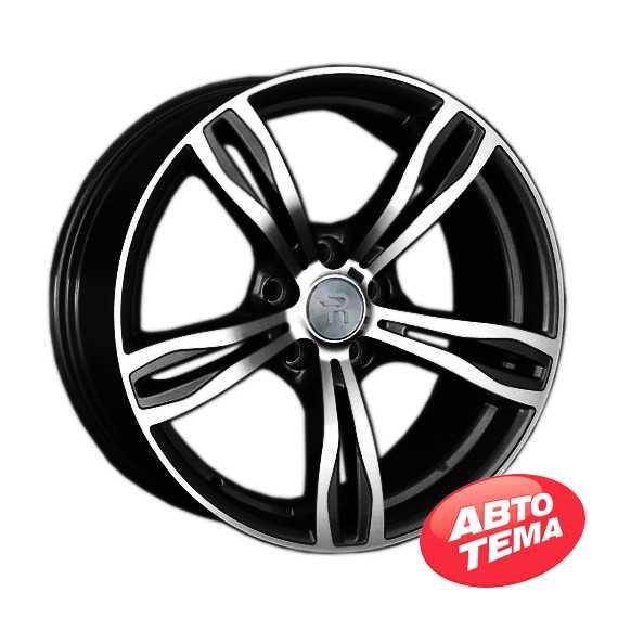 Диски REPLAY B129 BKF - Интернет магазин шин и дисков по минимальным ценам с доставкой по Украине TyreSale.com.ua
