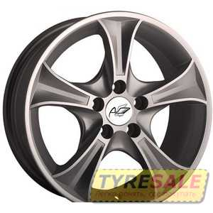 Купить ANGEL Luxury 506 SD R15 W6.5 PCD5x100 ET35 DIA67.1