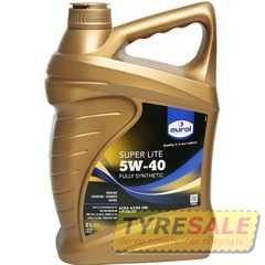 Купить Моторное масло EUROL Super Lite 5W-40 (5л)