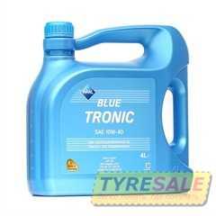 Купить Моторное масло ARAL Blue Tronic 10W-40 (4л)