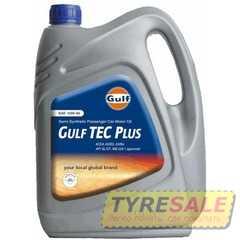 Купить Моторное масло GULF Tec Plus 10W-40 (5л)