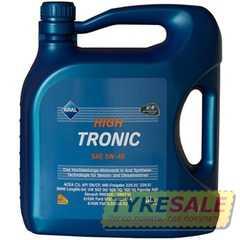Купить Моторное масло ARAL High Tronic 5W-40 (5л)