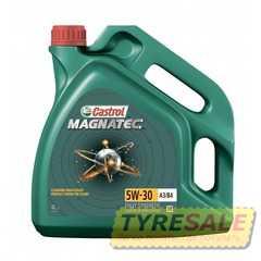 Купить Моторное масло CASTROL Magnatec 5W-30 A3/B4 (4л)