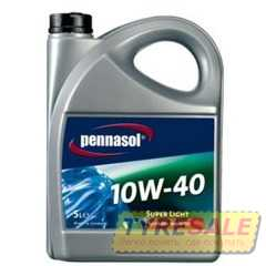 Купить Моторное масло PENNASOL Super Light 10W-40 (5л)