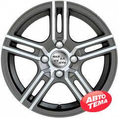 Купить WM 3177 EK4 R15 W6.5 PCD4x100 ET40 DIA67.1