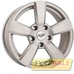 Купить Легковой диск ANGEL Formula 603 S R16 W7 PCD5x120 ET38 DIA65.1