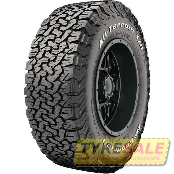 Всесезонная шина BFGOODRICH All Terrain T/A KO2 - Интернет магазин шин и дисков по минимальным ценам с доставкой по Украине TyreSale.com.ua